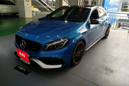 AMG A 45 4MATIC