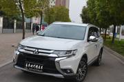 宁波江东区二手欧蓝德 2016款 2.4L 四驱5座精英版