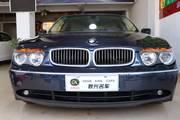 揭阳二手宝马7系 2003款 745LI