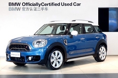上海二手MINI COUNTRYMAN 2017款 2.0T COOPER S ALL4 旅行家