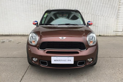 长沙二手MINI COUNTRYMAN 2013款 1.6T COOPER S All 4 滑雪版