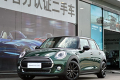 青岛二手MINI 2015款 1.5T COOPER Excitement 五门版