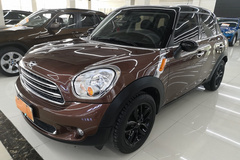 MINI COUNTRYMAN 2014款 1.6L COOPER Fun