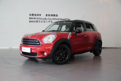 合肥二手MINI COUNTRYMAN 14款 1.6L COOPER Fun