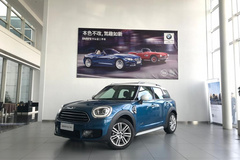 嘉兴二手MINI COUNTRYMAN 2017款 1.5T COOPER ALL4 旅行家