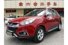 哈尔滨二手现代ix35 2010款 2.0 新锐版 GL 2WD AT