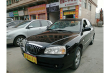 东莞二手伊兰特 2005款 三厢 1.6L自动豪华型