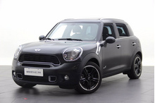 深圳二手MINI COUNTRYMAN 2015款 1.6T COOPER S All 4 极致暗夜版
