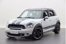 深圳二手MINI COUNTRYMAN 2014款 1.6T COOPER S All 4