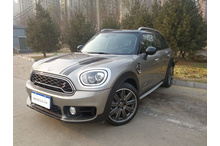 石家庄二手MINI COUNTRYMAN 2017款 1.5T COOPER ALL4 旅行家