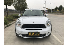 柳州二手MINI COUNTRYMAN 2013款 1.6T COOPER S All 4 滑雪版