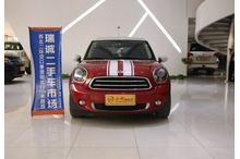 石家庄二手MINI COUNTRYMAN 2014款 1.6L COOPER Excitement