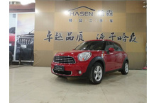西安二手MINI COUNTRYMAN 2014款 1.6L ONE