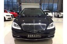 济宁二手奔驰S级 2012款 300L 商务型 Grand Edition