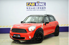 上海二手MINI COUNTRYMAN 2011款 1.6L COOPER Fun
