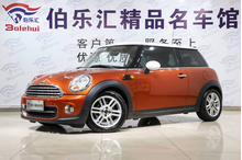 南京二手MINI 2011款 COOPER Excitement