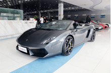 北京二手Gallardo 2011款 LP570-4 Spyder Performante