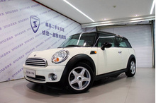 沈阳二手MINI CLUBMAN 2007款 COOPER Excitement 1.6L