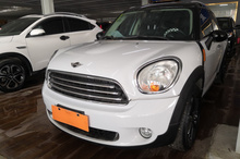 洛阳二手MINI COUNTRYMAN 2014款 1.6T COOPER All 4 Fun