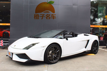 深圳二手Gallardo 2011款 LP570-4 Spyder Performante