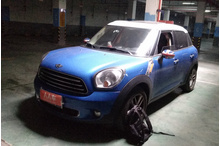 常州二手MINI COUNTRYMAN 2014款 1.6L COOPER Fun