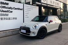 长沙二手MINI 2014款 1.5T COOPER Excitement