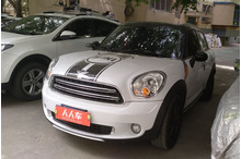 乌鲁木齐二手MINI COUNTRYMAN 2014款 1.6T COOPER All 4 Fun