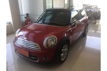 运城二手MINI CLUBMAN 2011款 COOPER Excitement