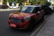 东莞二手MINI COUNTRYMAN 2014款 1.6L COOPER Fun