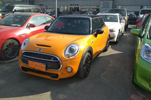 北京二手MINI 2014款 2.0T COOPER S Excitement