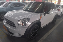 泰州二手MINI COUNTRYMAN 2014款 1.6T COOPER All 4 Fun