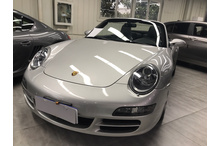 上海二手保时捷911 2006款 Carrera S Cabriolet AT 3.8L