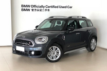 温州二手MINI COUNTRYMAN 2014款 1.6T COOPER S All 4