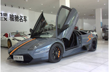 上海二手蝙蝠(进口) 2010款 LP 670—4 SuperVeloce