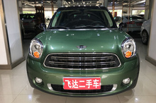 南通二手MINI COUNTRYMAN 2014款 1.6L COOPER Fun
